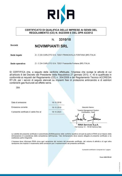 Regolamento (CE) n. 304/2008